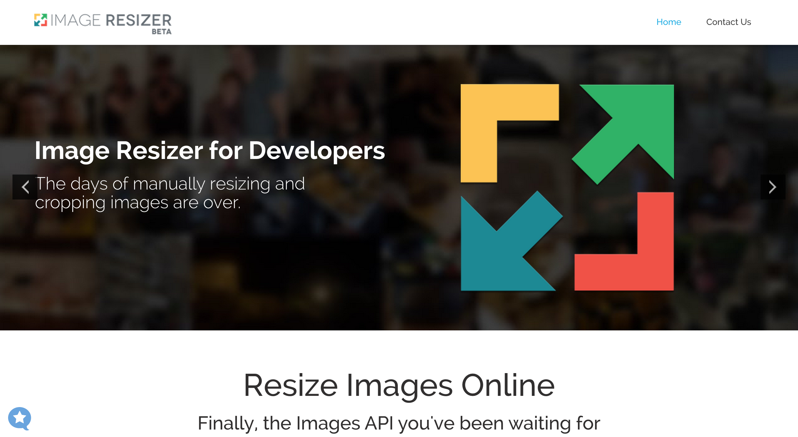 Resize Pictures Online