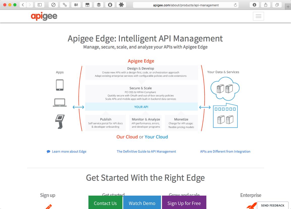 Apigee Edge