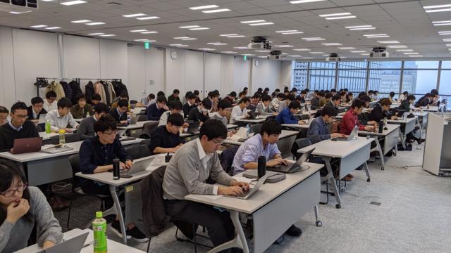NTT Coding Challengeの開催模様